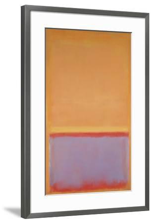 Untitled, 1954-Mark Rothko-Framed Art Print