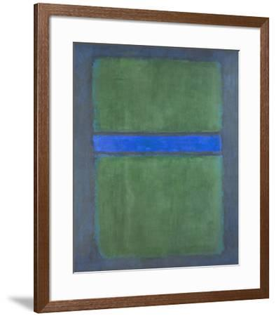 Untitled, 1957-Mark Rothko-Framed Art Print