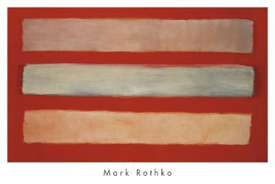 Untitled, 1958-Mark Rothko-Art Print