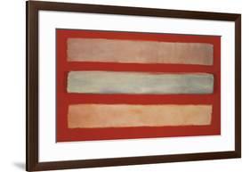 Untitled, 1958-Mark Rothko-Framed Art Print