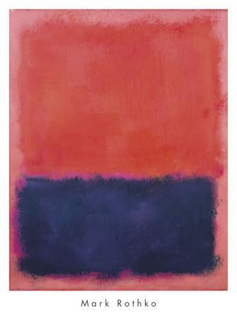 Untitled, 1960-61-Mark Rothko-Art Print