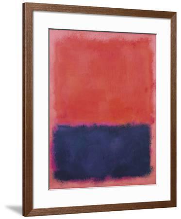 Untitled, 1960-61-Mark Rothko-Framed Art Print