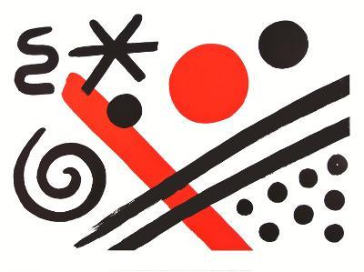 Untitled , 1961-Alexander Calder-Art Print