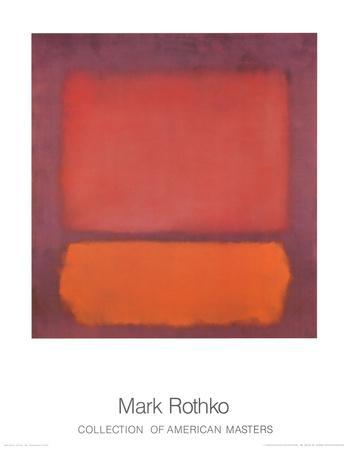Untitled, 1962-Mark Rothko-Art Print