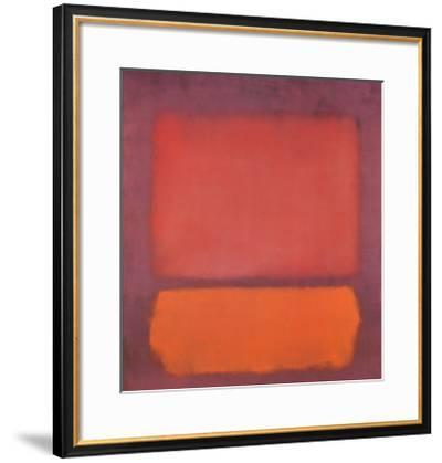 Untitled, 1962-Mark Rothko-Framed Art Print