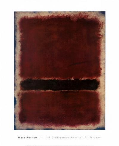 Untitled, 1963-Mark Rothko-Art Print