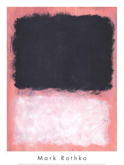 Untitled, 1967-Mark Rothko-Art Print