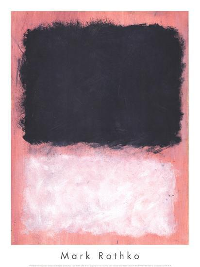 Untitled, 1967-Mark Rothko-Art Print