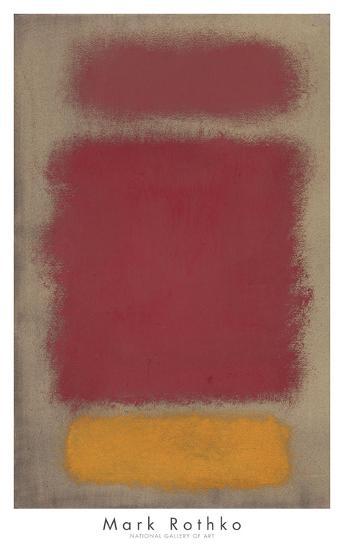 Untitled, 1968-Mark Rothko-Art Print