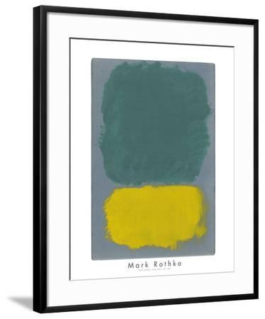 Untitled, 1968-Mark Rothko-Framed Art Print