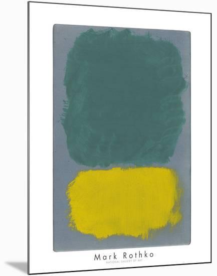 Untitled, 1968-Mark Rothko-Mounted Art Print