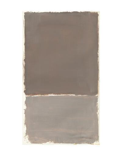 Untitled, 1969-Mark Rothko-Art Print