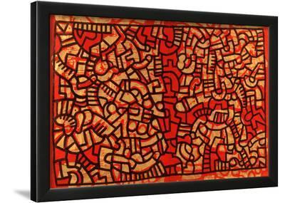 Untitled, 1979-Keith Haring-Framed Giclee Print