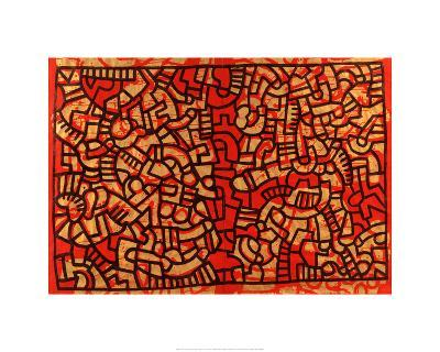 Untitled, 1979-Keith Haring-Giclee Print