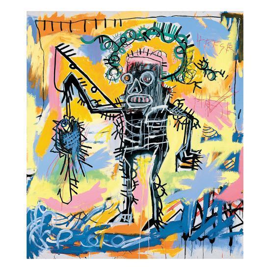Untitled, 1981-Jean-Michel Basquiat-Giclee Print