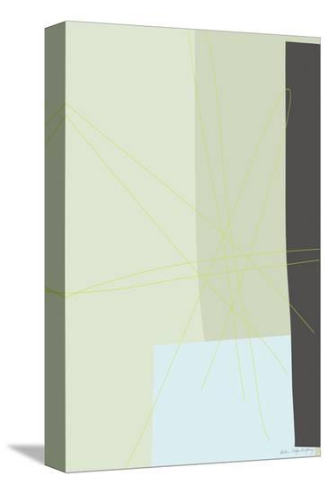 Untitled 234b-William Montgomery-Stretched Canvas Print
