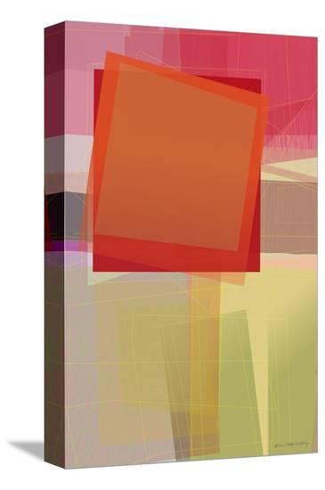 Untitled 354b-William Montgomery-Stretched Canvas Print