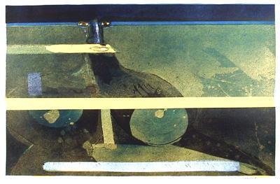 Untitled 3-Hans Graeder-Limited Edition