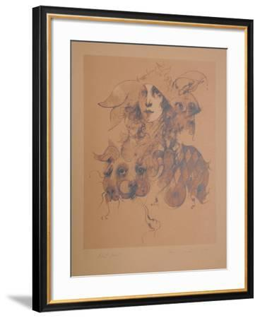 untitled 44-Ramon Santiago-Framed Collectable Print