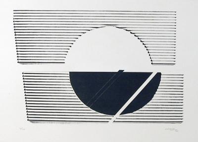 Untitled 4-Michael Argov-Limited Edition