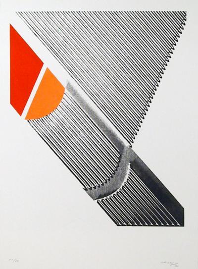 Untitled 5-Michael Argov-Limited Edition