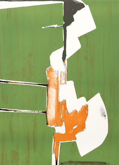 Untitled - Abstract Handstand-Dimitri Petrov-Limited Edition