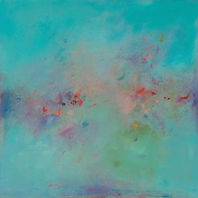Untitled Abstract No. 3-Ed Handelman-Art Print