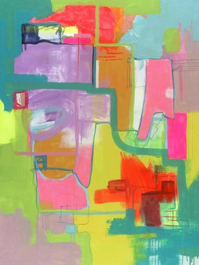 Untitled Abstract Painting-Jaime Derringer-Giclee Print