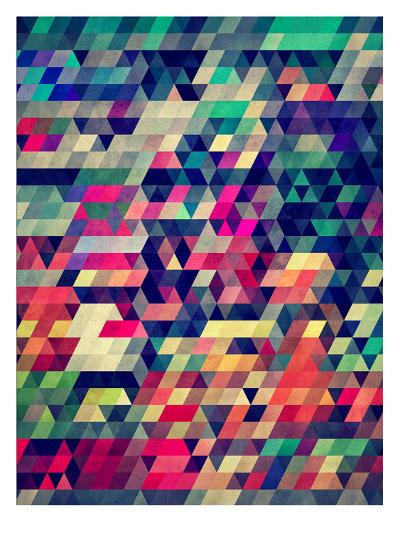Untitled (Atym)-Spires-Art Print