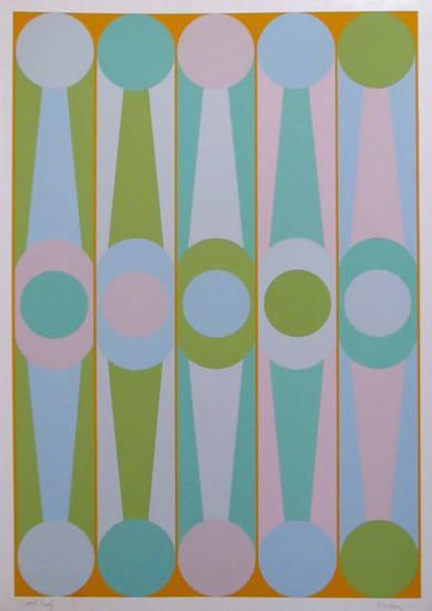 Untitled - Backgammon-Arthur Boden-Limited Edition