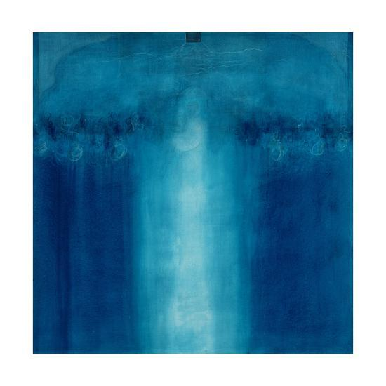 Untitled Blue Painting, 1995-Charlie Millar-Giclee Print