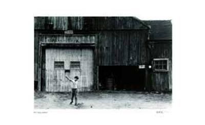 Untitled - Boy and White Square-B^ A^ King-Limited Edition