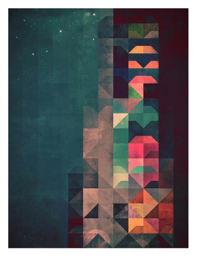 Untitled (byldyynngg)-Spires-Art Print