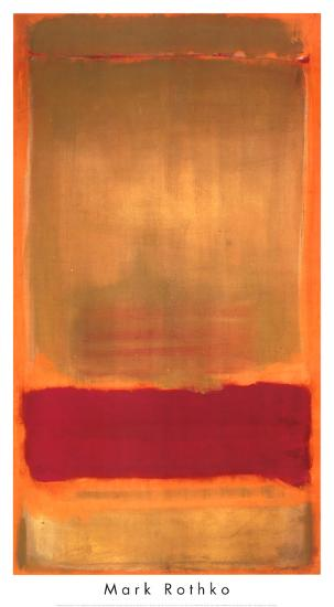 Untitled, c.1949-Mark Rothko-Art Print