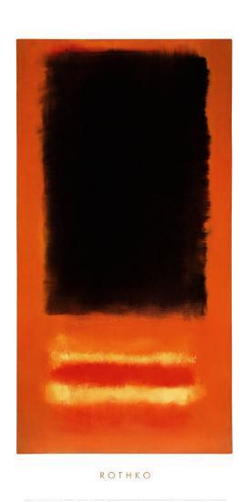 Untitled, c.1950-Mark Rothko-Art Print