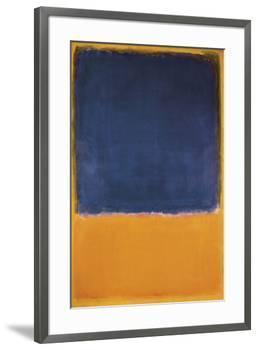 Untitled, c.1950-Mark Rothko-Framed Art Print