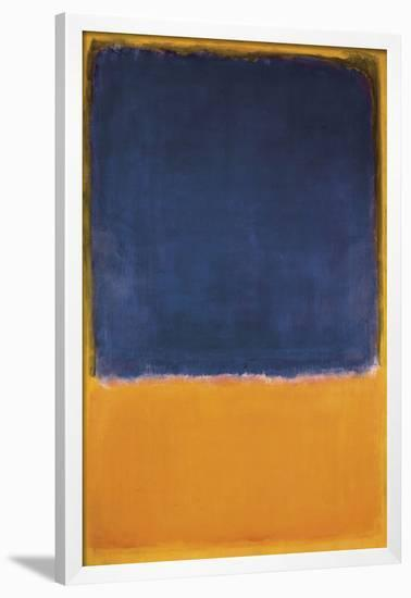 Untitled, c.1950-Mark Rothko-Framed Art Print