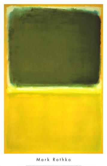 Untitled, c.1951-Mark Rothko-Art Print