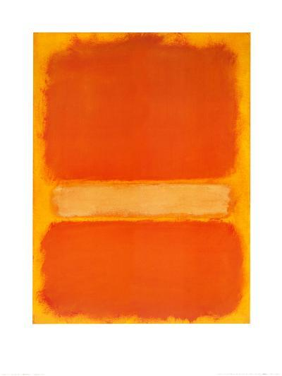 Untitled, c.1956-Mark Rothko-Art Print