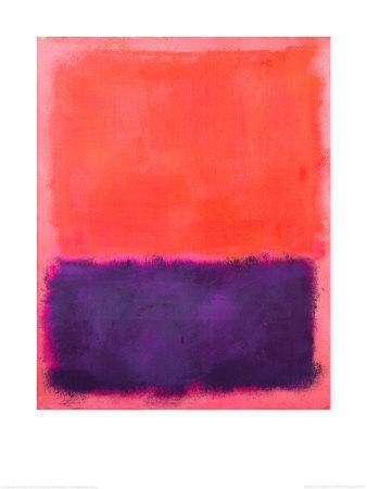 Untitled, c.1961-Mark Rothko-Art Print