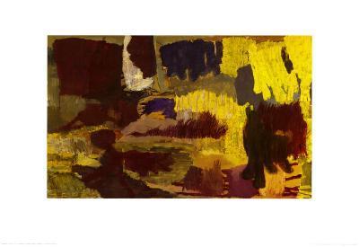 Untitled, c.1991-Per Kirkeby-Art Print