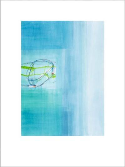 Untitled, c.2003 (Blue)-Susanne St?hli-Art Print