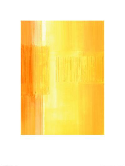 Untitled, c.2003 (Yellow)-Susanne St?hli-Art Print