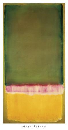 Untitled, ca. c.1949-Mark Rothko-Art Print