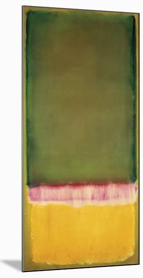 Untitled, ca. c.1949-Mark Rothko-Mounted Art Print