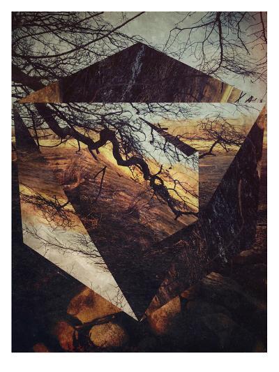 Untitled (drrtmyth)-Spires-Art Print