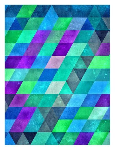 Untitled (drwwn frwwn)-Spires-Art Print