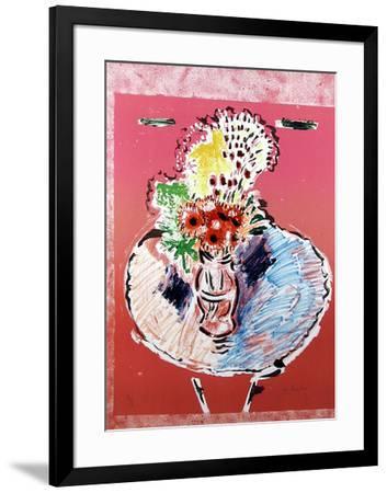 Untitled Flowers 18-Wayne Ensrud-Framed Limited Edition
