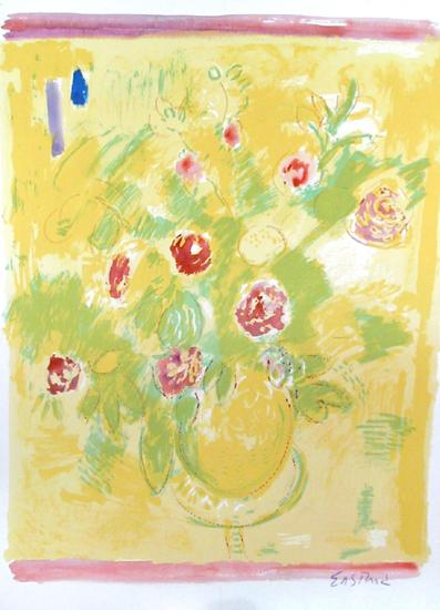 Untitled Flowers 19-Wayne Ensrud-Limited Edition