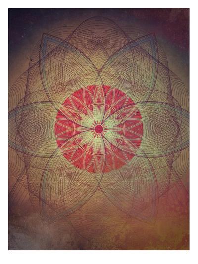 Untitled (flyrym okkuly)-Spires-Art Print